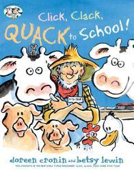 Click Clack Quack To School  Book PDF