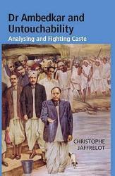 Dr Ambedkar And Untouchability Book PDF