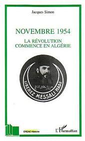 Novembre 1954: La révolution commence en Algérie