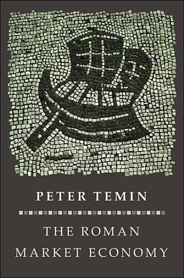 The Roman Market Economy PDF