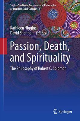 Passion  Death  and Spirituality PDF