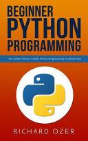 Beginner Python Programming