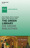 The Green Library   Die gr  ne Bibliothek PDF