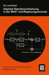 Digitale Signalverarbeitung in der Meß- und Regelungstechnik: Ausgabe 2