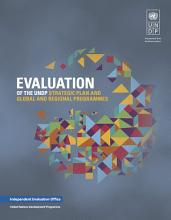 Evaluation of the UNDP Strategic Plan and Global and Regional Programmes PDF