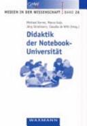 Didaktik der Notebook-Universität
