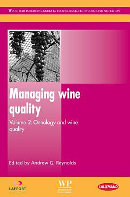 Managing Wine Quality