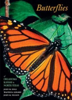 Butterflies of Oklahoma  Kansas  and North Texas PDF