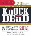 Knock  em Dead 2015 PDF
