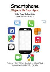 Điện Thoại Thông Minh Smartphones VIETNAMESE: –Trước Khi Ứng Dụng Ra Đời Objects Before Apps