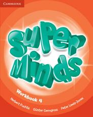 Super Minds Level 4 Workbook PDF