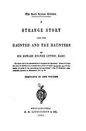 A Strange Story, and The Haunted and the Haunters