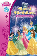 Disney Princess Royal Birthdays Book PDF
