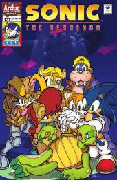 Sonic the Hedgehog #137