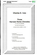 Three Harvest Home Chorales