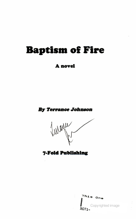 Baptism of Fire PDF