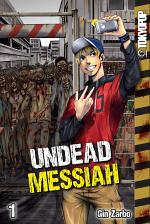 Undead Messiah Volume 1 manga (English)