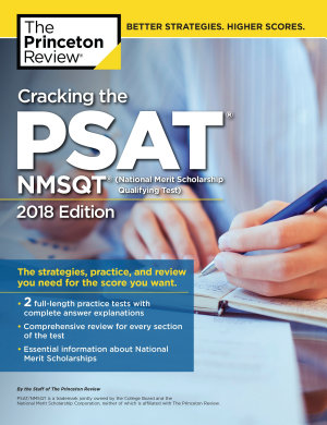 Cracking the PSAT NMSQT with 2 Practice Tests  2018 Edition
