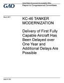 Kc-46 Tanker Modernization