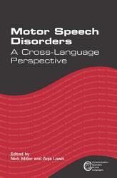 Motor Speech Disorders Book PDF
