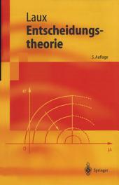 Entscheidungstheorie: Ausgabe 5