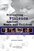 Preventing Violence Against Women and Children PDF