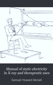 Manual of static electricity in X-ray and therapeutic uses