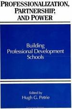 Professionalization, Partnership, and Power