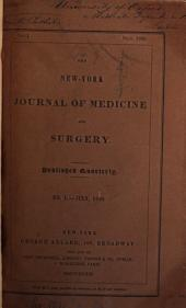 The New-York Journal of Medicine and Surgery