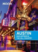 Moon Austin  San Antonio   the Hill Country PDF