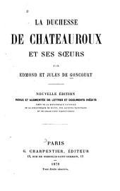 La duchesse de Châteauroux et ses soeurs