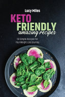 Keto Friendly Amazing Recipes PDF
