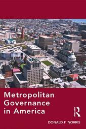 Metropolitan Governance in America