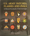 U S  Army Patches  Flashes  and Ovals PDF