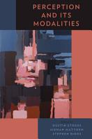 Perception and Its Modalities PDF