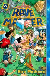 Rave Master: Volume 27
