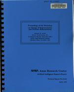 Proceedings of the Workshop on Change of Representation and Problem Reformulation