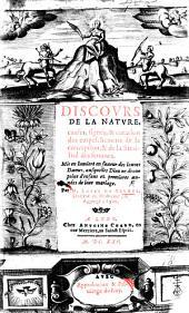 Discours de la nature, causes, signes&curation des empeschemens de la conception&de la sterilité des femmes, etc