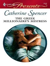 The Greek Millionaire's Mistress