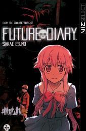 Future Diary: Volume 1