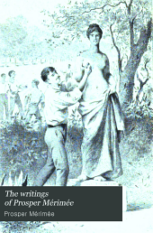 The double mistake; Souls in purgatory; The Venus of Ille. Tr. by W. M. Arnold, Olive E. Palmer, and Emily M. Waller; with illustrations by G. Fraipont, A. Bramtot, and J. J. Aranda