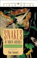 Snakes of North America PDF