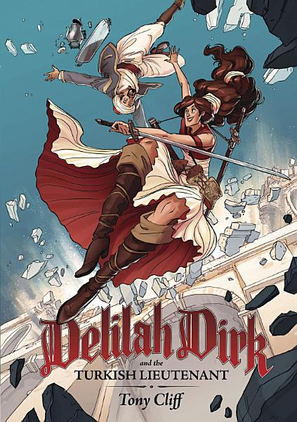Download Delilah Dirk and the Turkish Lieutenant Book