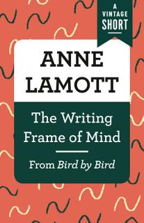 The Writing Frame of Mind Book