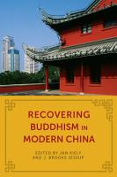 Recovering Buddhism in Modern China PDF