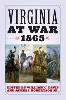 Virginia at War  1865 PDF
