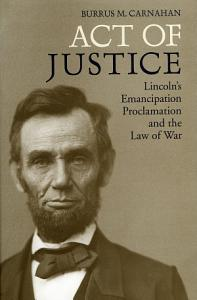 Act of Justice Book
