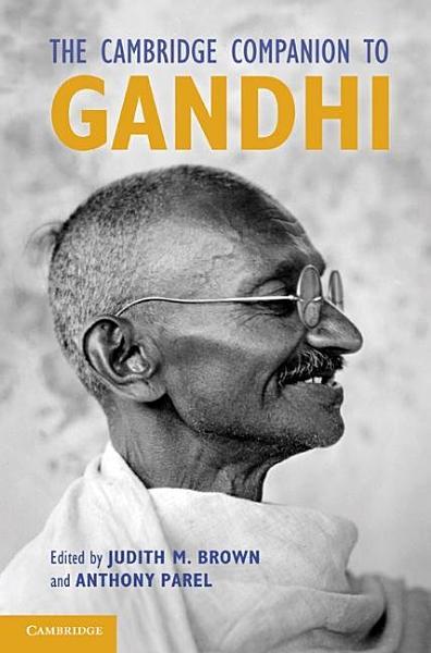 The Cambridge Companion to Gandhi PDF