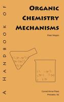A Handbook of Organic Chemistry Mechanisms PDF