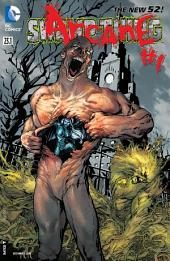 Swamp Thing feat Arcane (2013-) #23.1